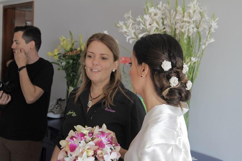 ¡Una boda bajo control!
