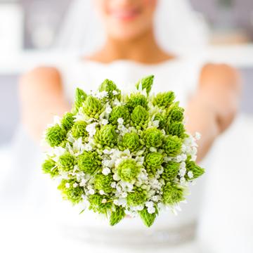 ¡Alegra con flores tu gran día!