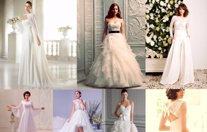 11 tendencias en vestidos de novia para el 2018