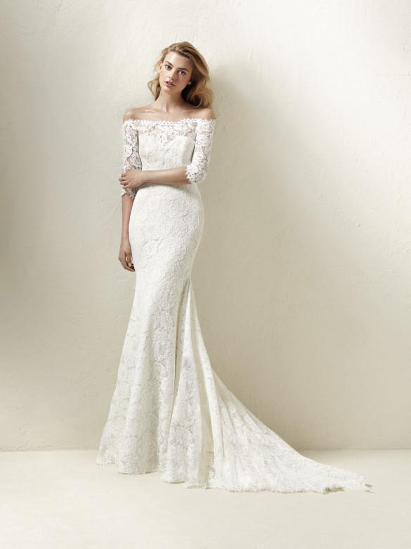 La nueva colección de vestidos de novia 2018 de Pronovias