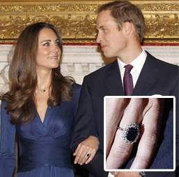 ¡El Príncipe William y Kate Middleton finalmente se casan!