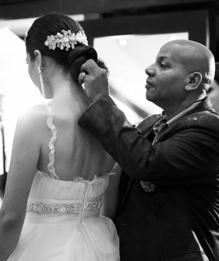 Maquillaje profesional y Peinados para novias