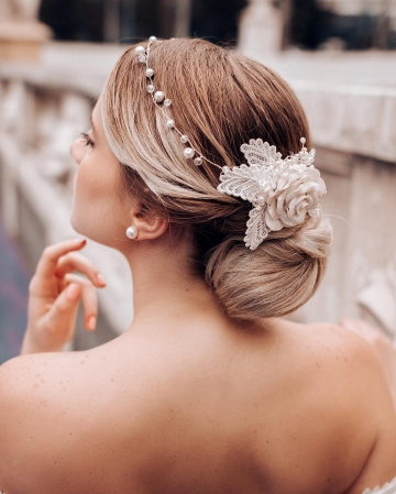 Bridal Headpieces & Jewlery