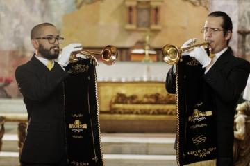 Musicalización en vivo para tu ceremonia de boda.