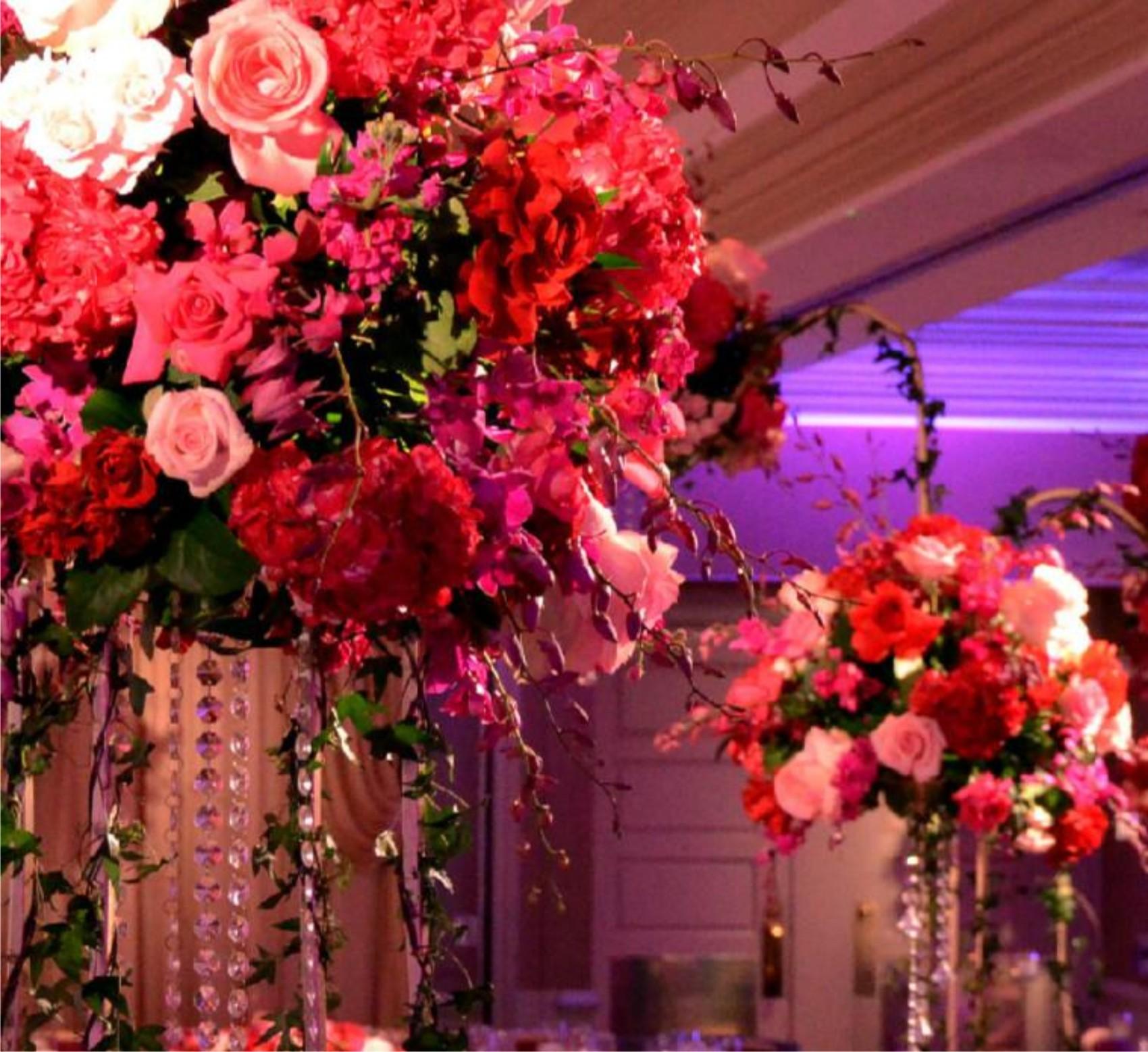 Ideas Para La Decoración De Bodas Arreglos Florales