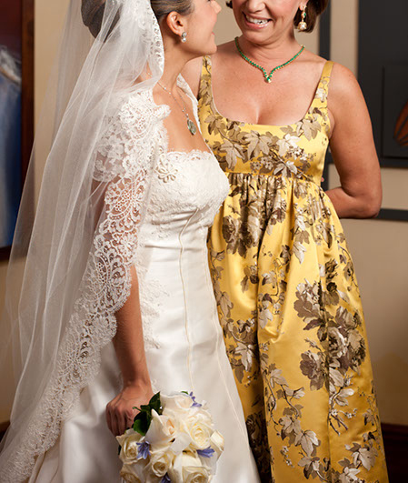 Trajes y vestidos para bodas; Tips para elegir el vestido de la ...