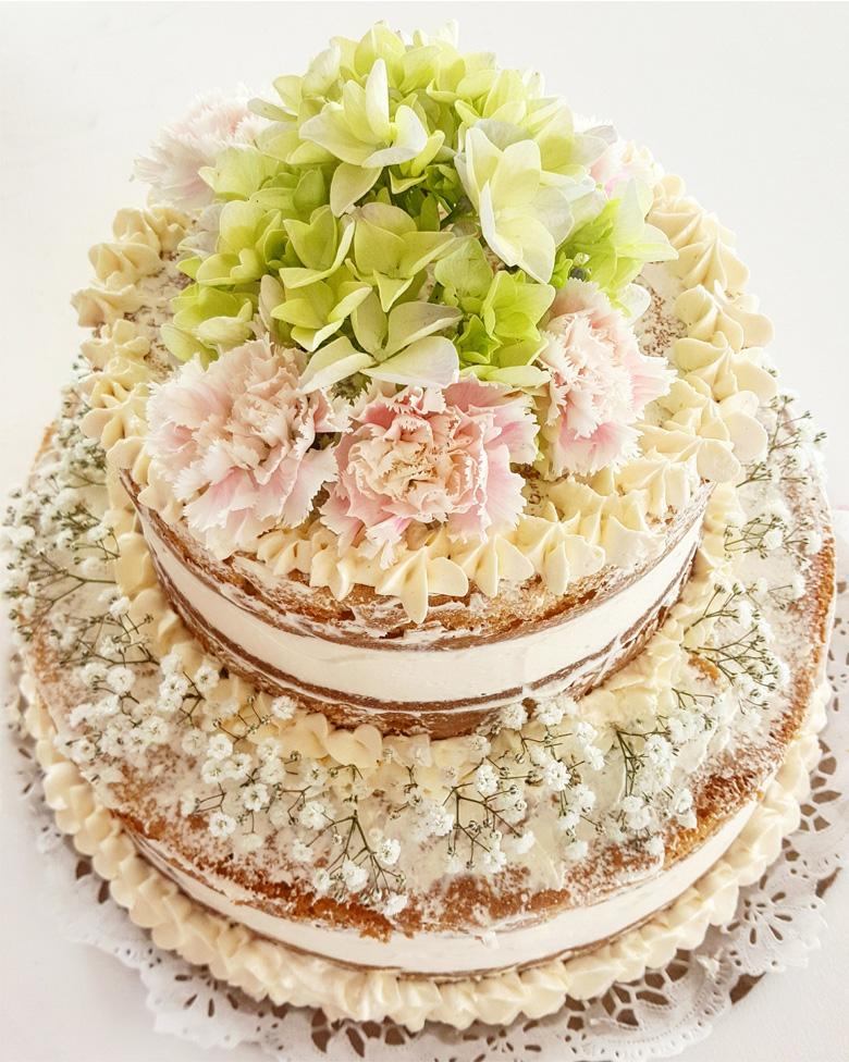 Pasos básicos para elegir tu torta de boda