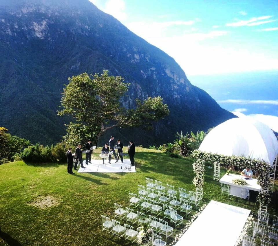 Boda inspiradora: La boda de Federica y Anderson