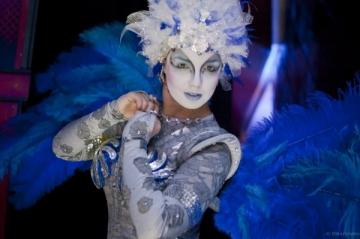 Realización de performances, shows led y conceptos temáticos