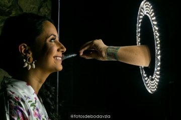 Carmina Zerpa Makeup Artist