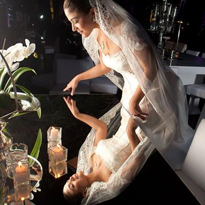 Vestidos y look de la novia